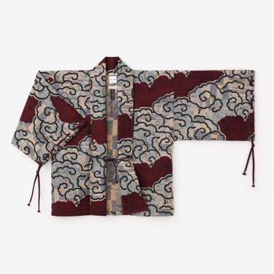 【net限定】ゴブラン織  宮中袖 短衣 単(きゅうちゅうそで たんい ひとえ)/雲龍(うんりゅう)