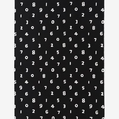 【10%OFF】テキスタイル計り売り (21番手平織)/SO-SU-U 大 濡羽色(ぬればいろ)<50cm>