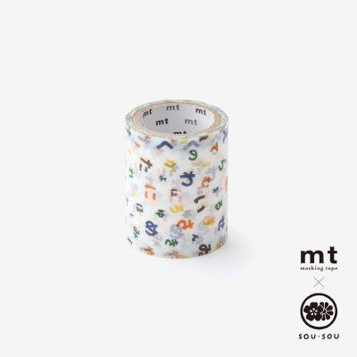 SOU・SOU×mt pocket/色は匂へど【5.0cm幅】