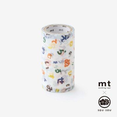 SOU・SOU×mt pocket/色は匂へど【7.5cm幅】