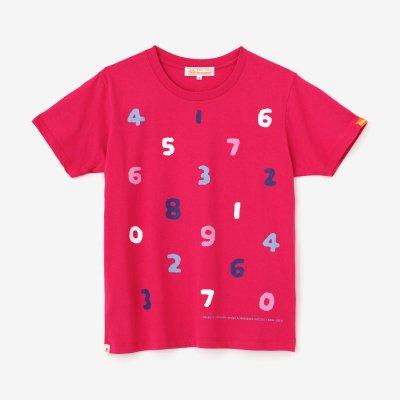 SO-SU-U 四味(よつみ) 半袖Tシャツ/つつじ色<img class='new_mark_img2' src='https://img.shop-pro.jp/img/new/icons55.gif' style='border:none;display:inline;margin:0px;padding:0px;width:auto;' />