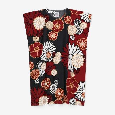 高島縮 20/20 長方形衣(ちょうほうけい)/金襴緞子(きんらんどんす)