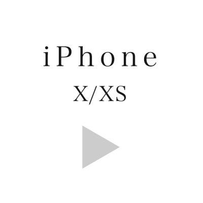 iPhone_X/XSインデックス