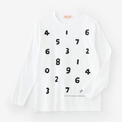 SO-SU-U 長袖Tシャツ2 [5.6]/ホワイト
