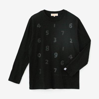 SO-SU-U 長袖Tシャツ2 [5.6]/ブラック