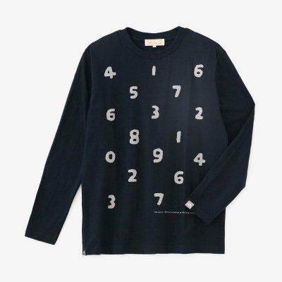 SO-SU-U 長袖Tシャツ2 [5.6]/ネイビー