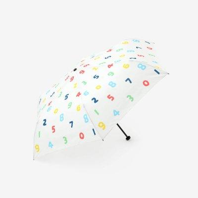 台湾セブン-イレブン×SOU・SOU 折り畳み傘/SO-SU-U 五色(ごしき)