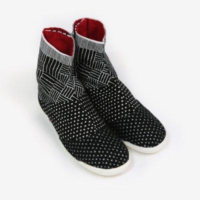 【net限定】先丸5枚足袋/黒装束(くろしょうぞく)