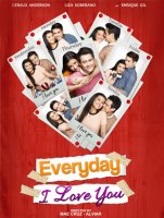 Everyday I Love You DVD
