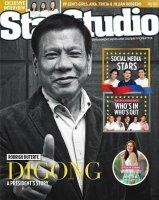 STARSTUDIO (フィリピン版) 2016年7月号