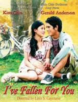 For reserved customer only : I've Fallen For You DVD