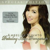 Angeline Quinto / Patuloy Ang Pangarap (special Edition)