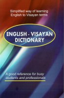 English - Visayan Dictionary