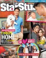 STARSTUDIO (フィリピン版) 2017年10月号