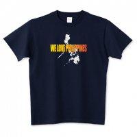 We Love Philippines (ウイ・ラブ・フィリピン)Tシャツ