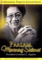 V.A / Paalam, Maraming Salamat President Corazon C. Aquino