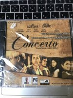 CONCERTO VCD 2 DISC