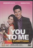 You To Me Are Everything DVD