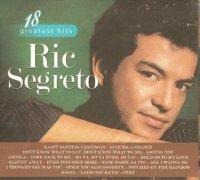 Ric Segreto (リック・セグレート) / 18 Greatest Hits