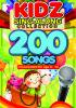 V.A / Kids Sing Along Collection 200songs DVD