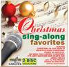 Christmas Sing-Along Favorites 2CD (videoke)