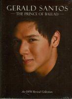 Gerald Santos / The Prince Of Ballad