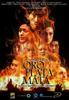 ORO PLATA MATA DVD (digitally restored, remastered)
