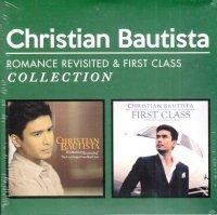 クリスチャン・バウティスタ (Christian Bautista) / Romance Revisited & First Class Collection (2CD)
