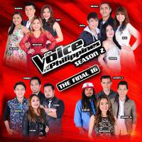 V.A / The Voice Of The Philippines season 2 (The Final 16)