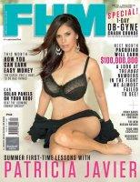 FHM フィリピン版 2015年4月号