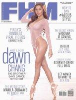 FHM フィリピン版 2016年2月号