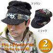 【Amina】フンチャキャップ/エスニックファッション・アジアンファッション・エスニックキャップ・帽子