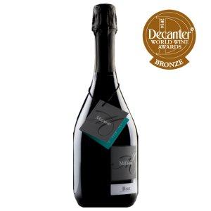 マタミス ブリュット スパークリングワイン'09 (白)