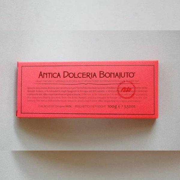 アンティカ-ドルチェリア-ボナイユート チョコレート