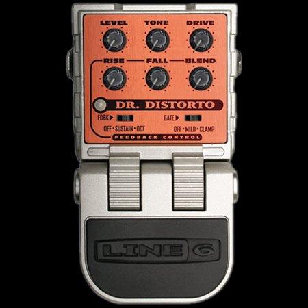 LINE6 ToneCore DR.Distorto