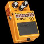 ANALOG.MAN BOSS DS-1/Pro Mod
