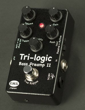 Tri-logic Bass Preamp2