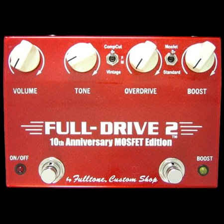 Fulltone CustomShop FULL-DRIVE2 MOSFET Edition