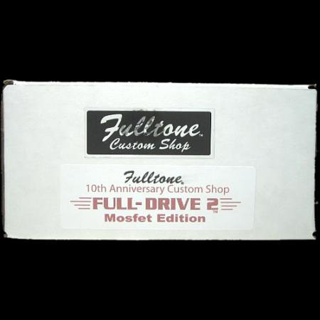 Fulltone CustomShop FULL-DRIVE2 MOSFET Edition ギター・エフェクター rockstone
