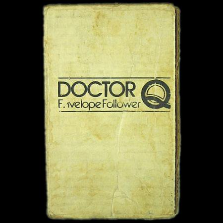 electro-harmonix  DOCTOR Q Envelope Follower