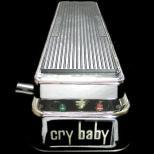音色を変えるエフェクター ワウ Jim Dunlop cry baby 535