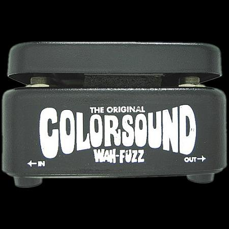 COLORSOUND WAH-FUZZ