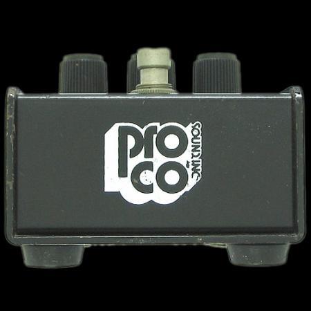 Proco RAT ギター・エフェクター rockstone