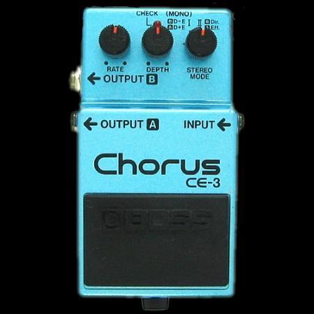 BOSS CE-3 Chorus (日本製)