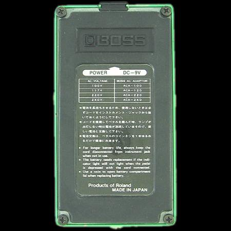 BOSS PH-1 Phaser (日本製)