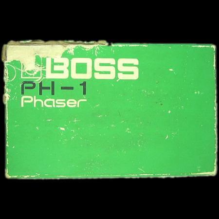 BOSS PH-1 Phaser (日本製)