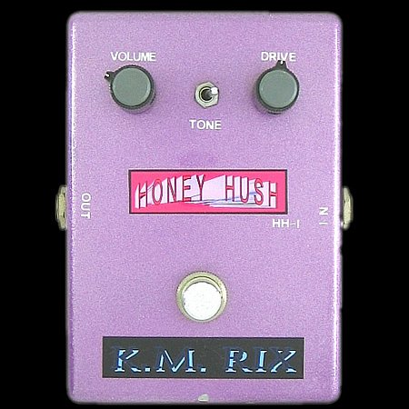 K.M. RIX HONEY HUSH