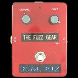 ファズ  K.M. RIX THE FUZZ GEAR