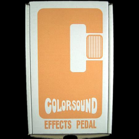 COLORSOUND SUPA TONE BENDER