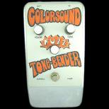 ファズ  COLORSOUND TONE-BENDER